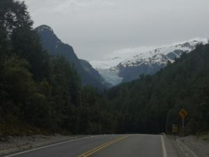 Hanging Glacier at Puyuahpi